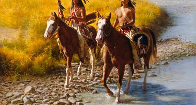 Bazı Kızılderili Kabilelerinde Doğum ve Ölüme Bakış, İnisiyasyon Törenleri