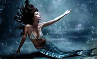Yaralı Deniz Kızı