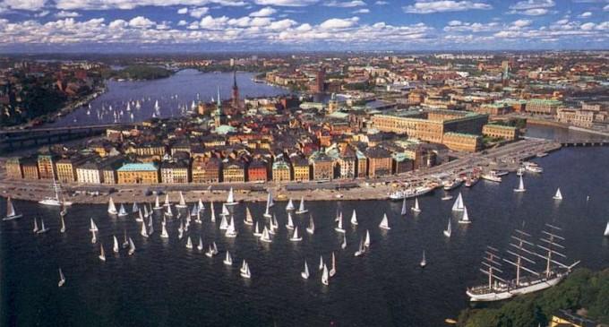 Güz Güzeli Stockholm