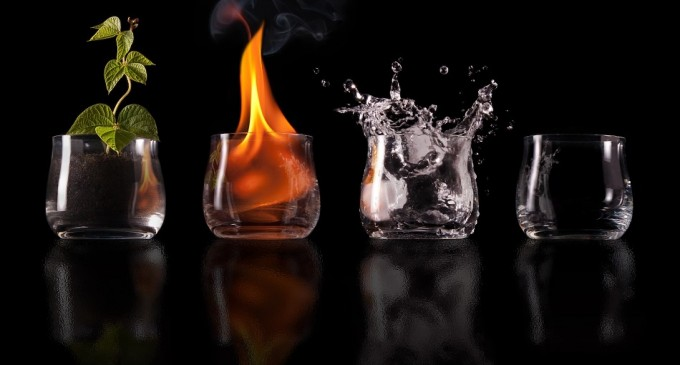 Su, Ateş ve Toprak Üzerine Düşünceler