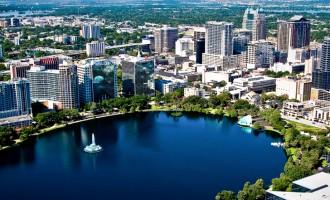 Amerika… Büyük Amerika – Orlando