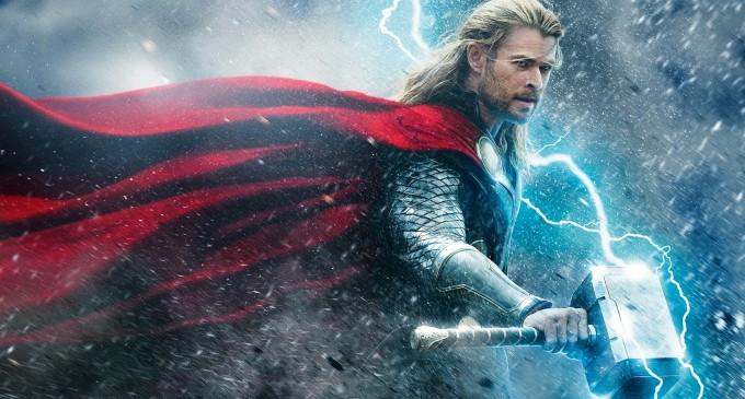 İskandinav Mitolojisi, Thor ve Odin