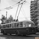 Ankara'nın Nostalji Tramvayı (Troleybüs)