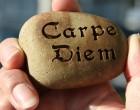 Carpe Diem – Anı Yaşa