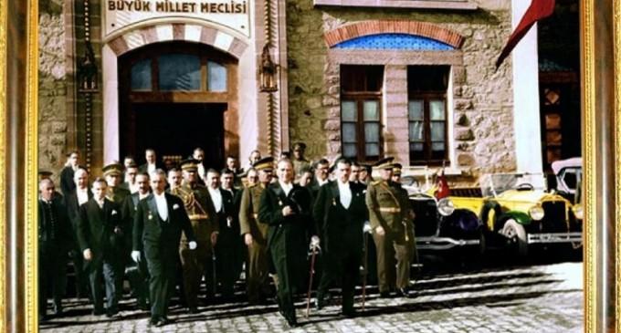 1923' den 1950'ye…