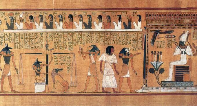 Osiris ve Eski Mısır'da Ölüler Kültü