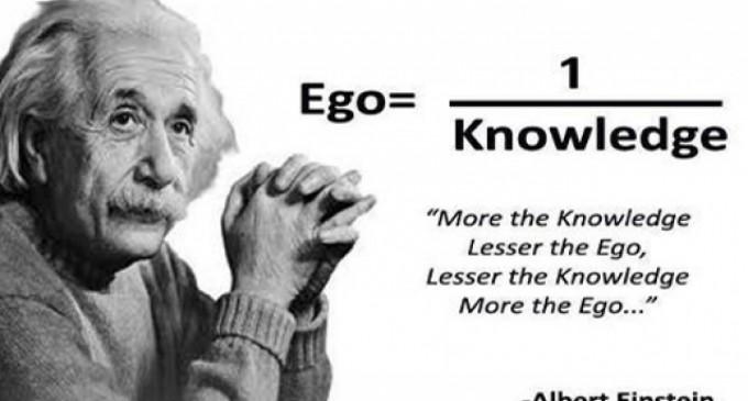 Ego, Ego, Ego… Kimsin Sen?