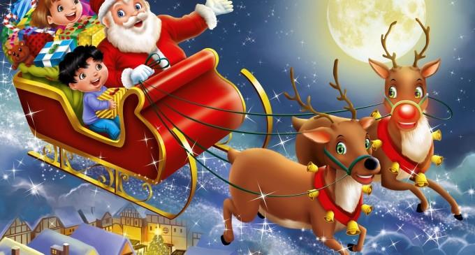 Noel Baba, Kırmızı ve Hediye