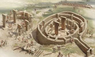 GÖBEKLİ TEPE – TARİH ÖNCESİ MABET