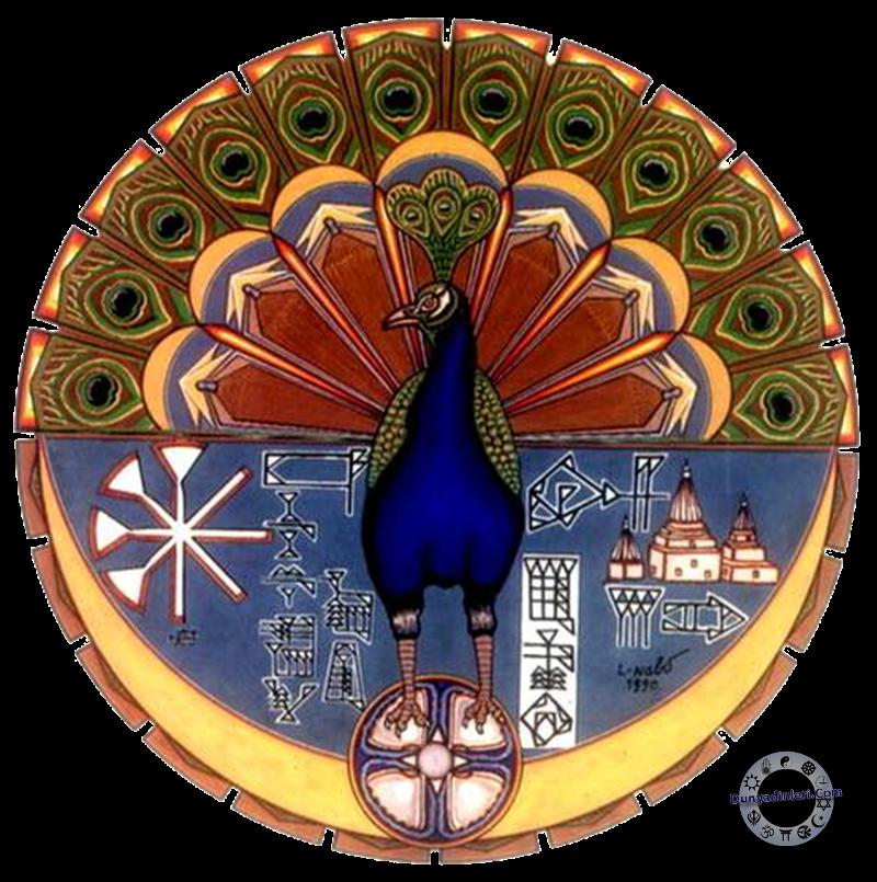 Bildergebnis für ezidilerin kutsalları
