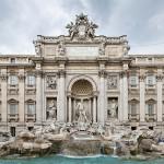 Piazza di Trevi – Aşk Çeşmesi