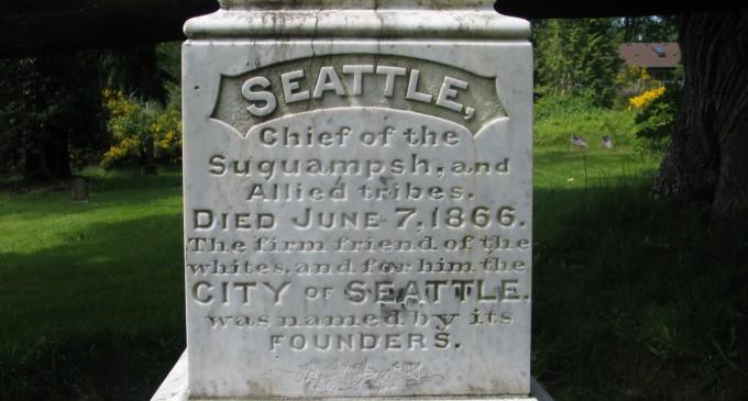 Şef Seattle'ın Konuşmasının Düşündürdükleri