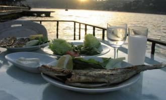 İçinden Mutfak Fışkıran Şehir: İstanbul