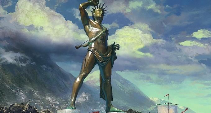 Rodos Heykeli Colossus