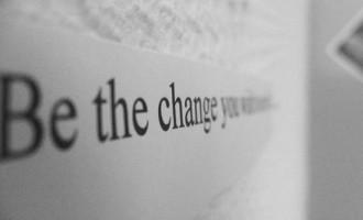 Değişim, dış koşulların değişmesi değildir!