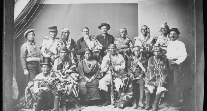 Navaho'lardan…