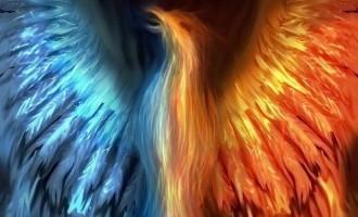 Zümrüd-ü Anka (Simurg), Ruhun Yücelmesi ve Yaşarken Yeniden Doğuş
