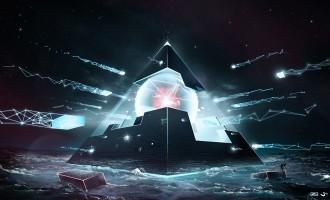 Gizemli Digital Piramit