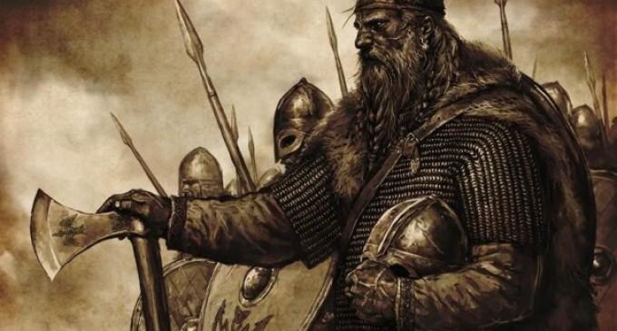 Cesaretin Kılıcı – Vikingler