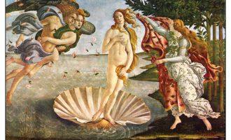 """Maria Magdalena """"Venüsün Doğuşu"""" şifreleri"""