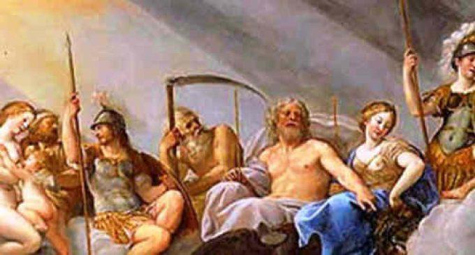 Mitoloji ve Panteonlar