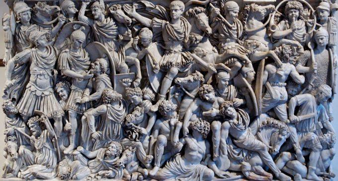 İmparatorluk Yıkan Mülteci Krizi…