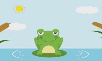 Sağır Kurbağaya Öykünmek