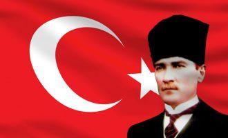 Gazi Bayrağım