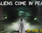 Uzaylılar Bizi Yer mi?