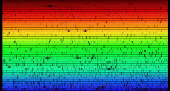 Spektrum Çizgileri – Evrenin Barkodları