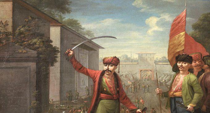 Patrona Halil İsyanı Üzerine