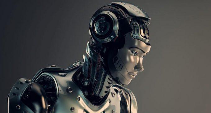 Özgür Robot, Köle İnsan!