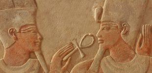 Kadüse (Asa) ve Ankh