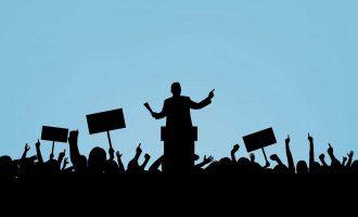 Politikacı Şovmen