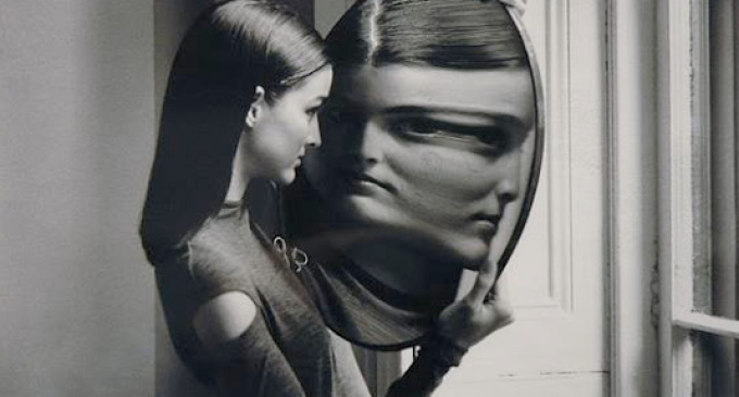 Aynanın İçinde Ben!
