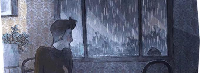 Yağmur, Yalnızlık ve Bir Fincan Kahve…