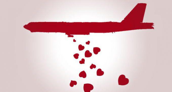Sevgi Bombardımanı