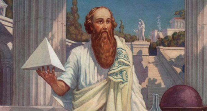 """Büyük İnisiye, sayıların babası""""Pisagor"""""""