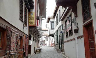 Ankara Sokaklarından
