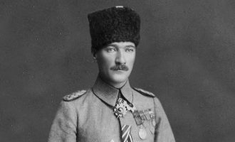 Atatürk'ün dahice fikirlerinden bir tanesi daha…