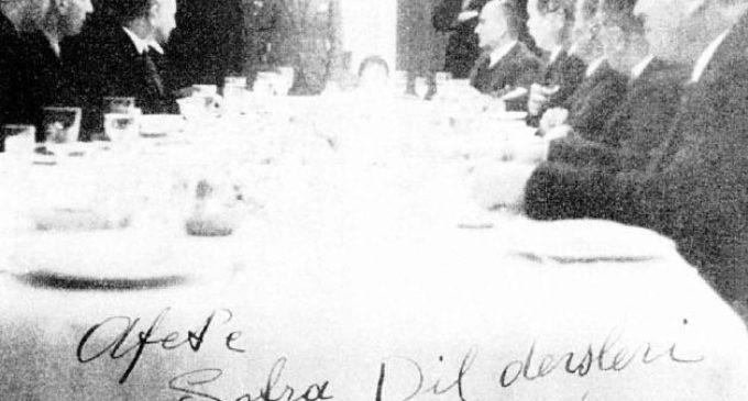 Kasım, Harf Devriminin 90. Yılı