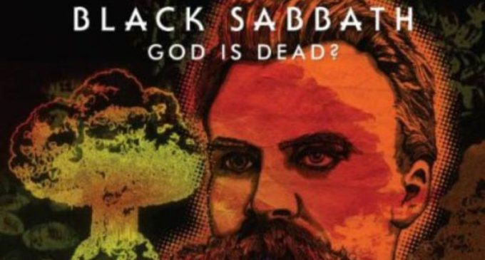 Black Sabbath – God is Dead ?