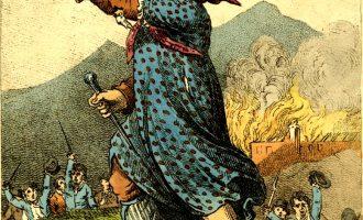 Luddistler: Makine kırıcılık!