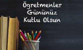İyi ki varsın öğretmenim…