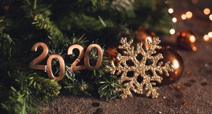 Yeni yılınız kutlu olsun!