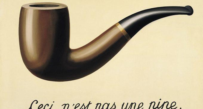 Boru mu bu? Ya da Rene Magritte üzerinden 'gerçeği' aşmak