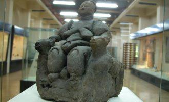 Ana Tanrıçanın doğuşu – Paleolitik çağ
