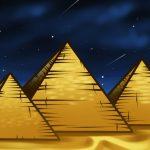 Yıldönümü hediyesi: Piramit mezar