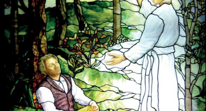 Mormonlar Kitabı (Gizemli kule ve Nefililer)