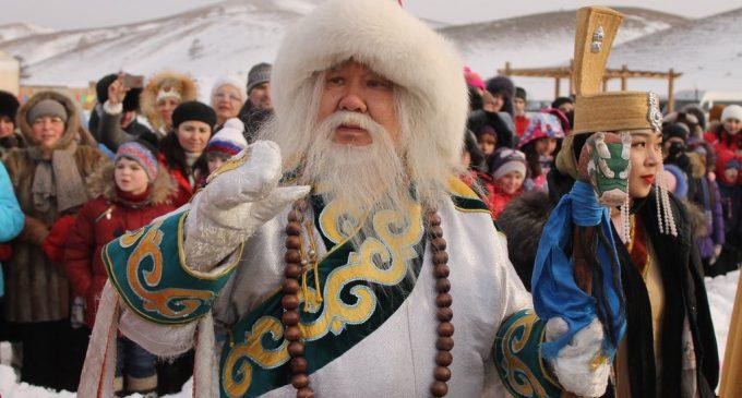 Shagaa/Şagaa, Tuva Türklerinde Yılbaşı, NEVRUZ